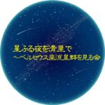 8月13日(火)ペルセウス座流星群を見る会@清里の森